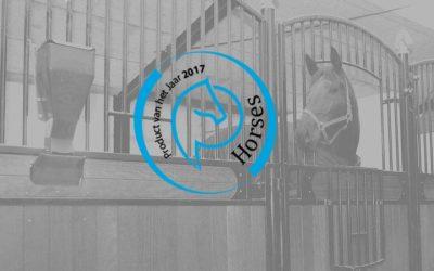 """iFeed genomineerd voor """"horses product van het jaar 2017"""""""